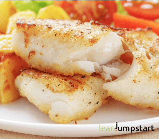Clean eating cod fish recipe an affordable quick seafood for Cod fish recipes