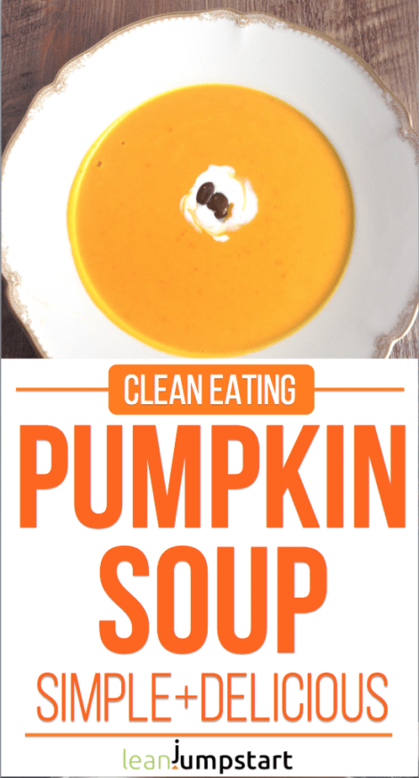 Red kuri squash soup – a simple and yummy Hokkaido pumpkin recipe