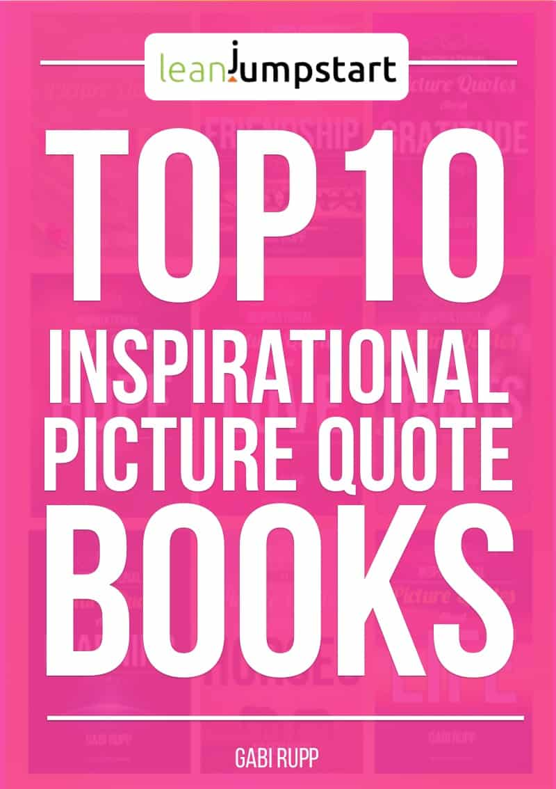 Top 10 Inspirational Quote Books with motivational ...
