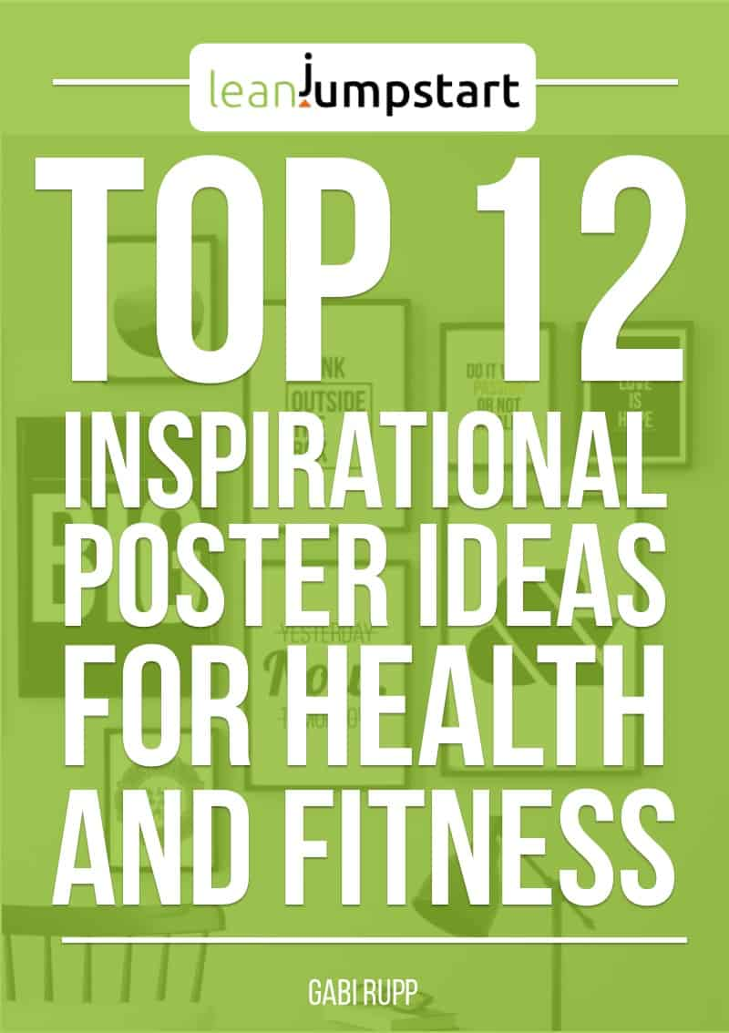 quote posters: top 12 inspirational poster ideas for health and fitness