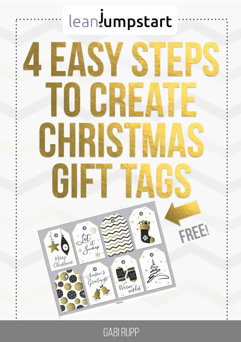printable christmas gift tags: Grab your free templates!