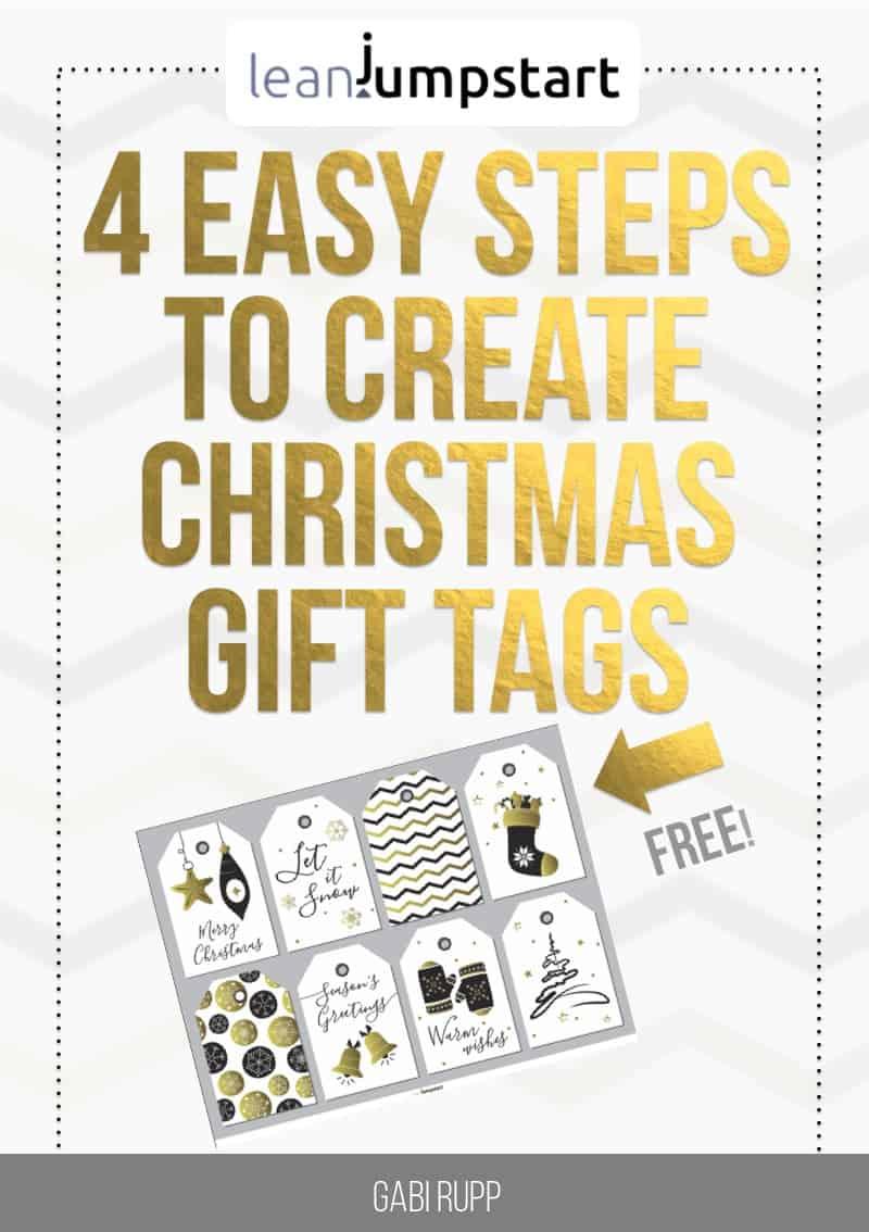 printable christmas gift tags: Grab your free templates!