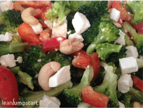 Broccoli Salad Recipe: A Clean Eating Vitamin Bomb