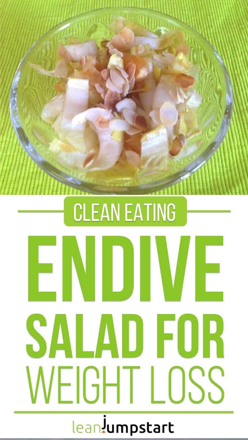 endive salad recipe: quick and easy