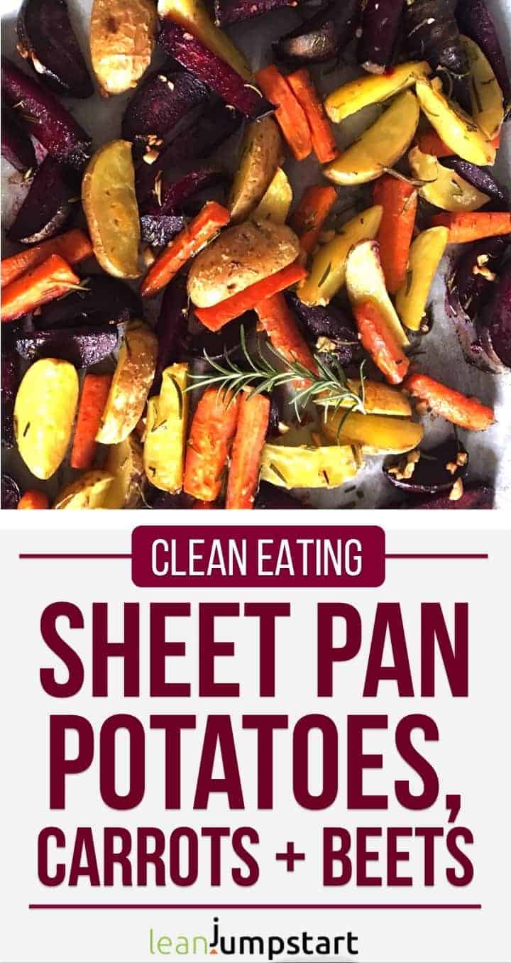 sheet pan potatoes