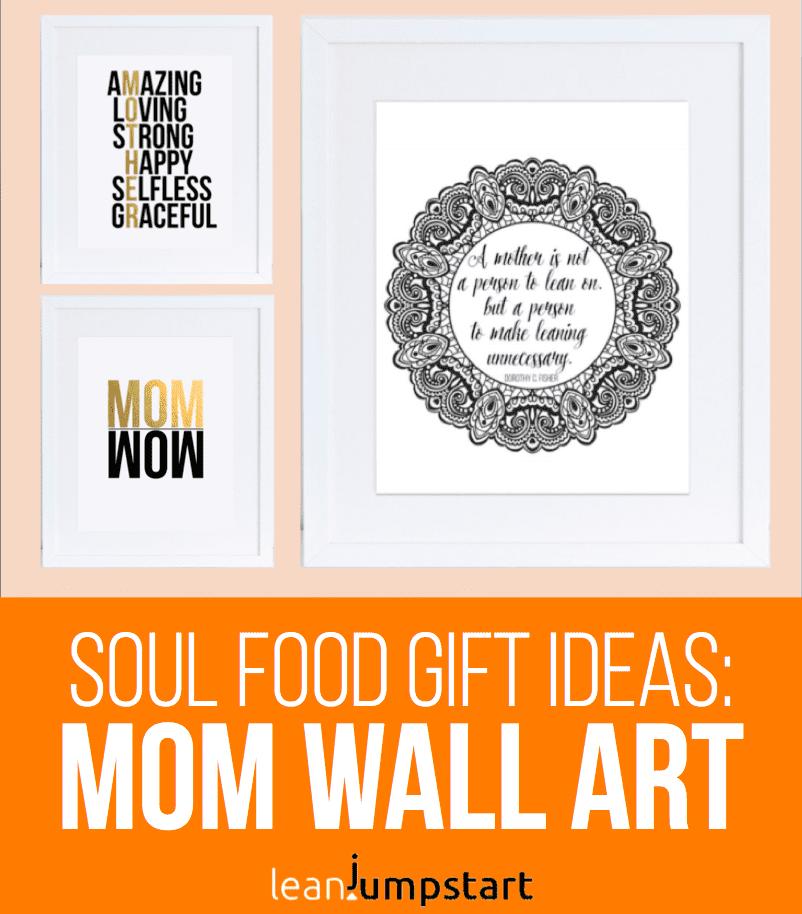 Mom Wall Art Gift
