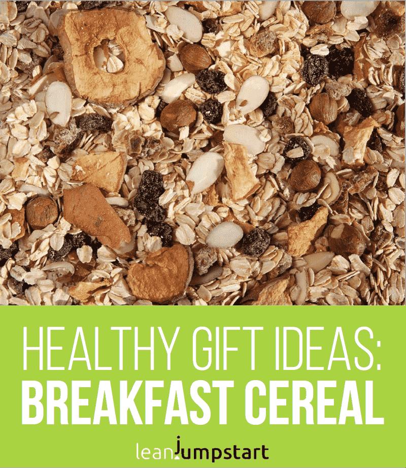 breakfast cereal gift