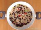 coconut rice with beans recipe
