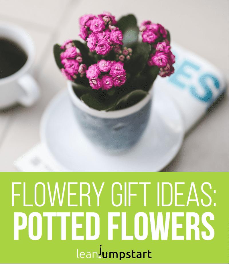 flower gift for mom