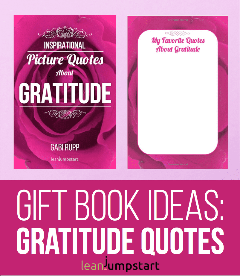 gratitude gift book for mother