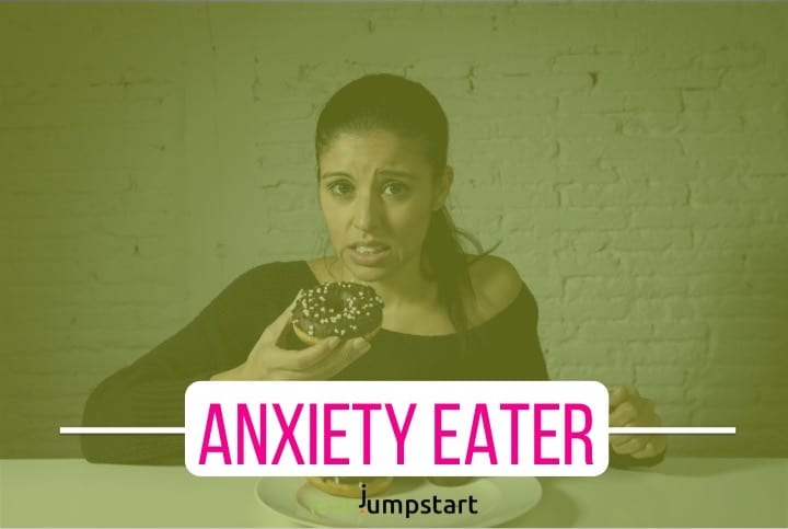 anxiety eater