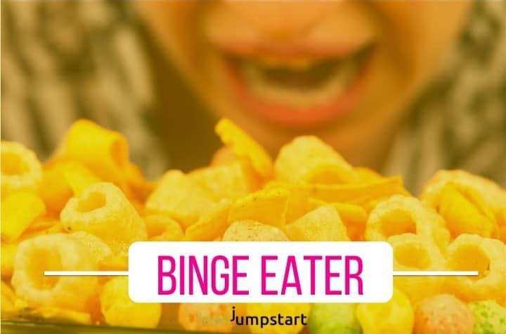 binge eater