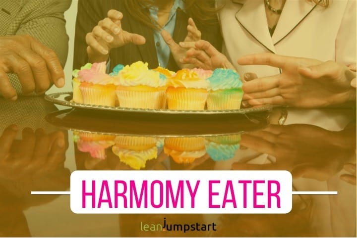 harmony eater