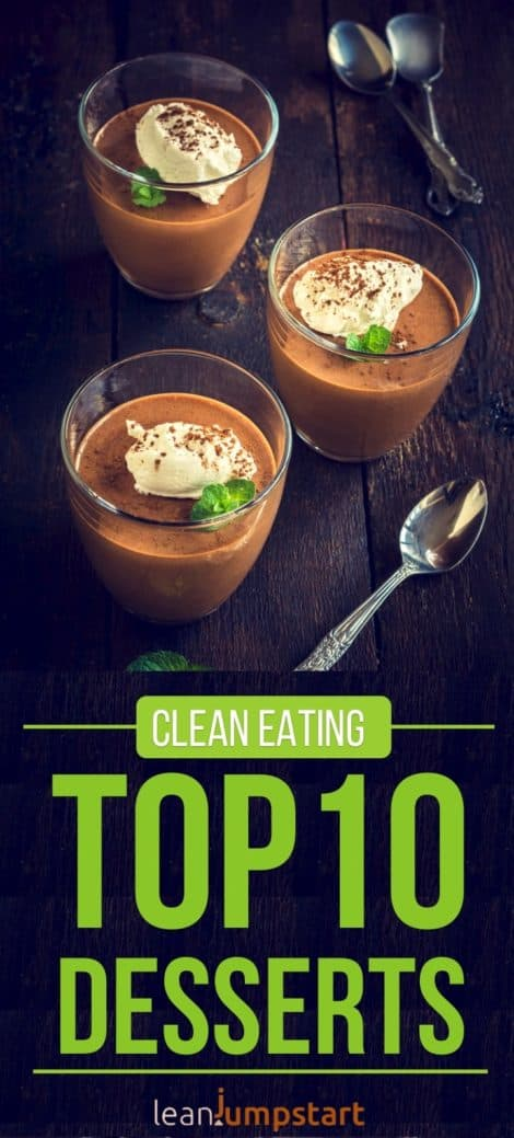 clean eating dessert recipes: Top 10 easy and delicious treats