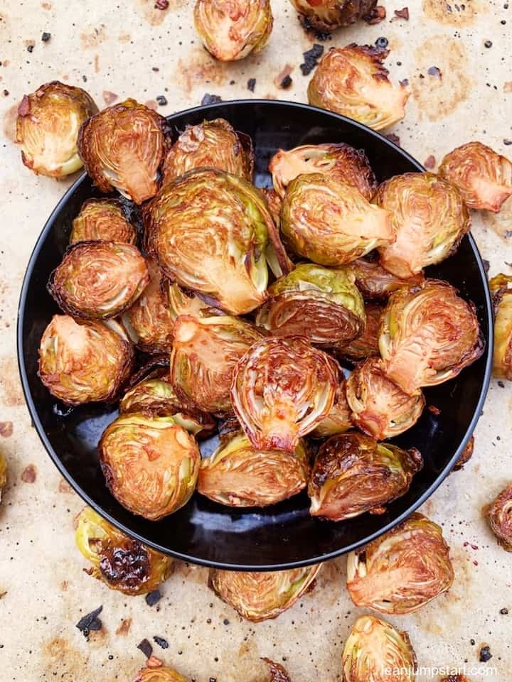 bang bang brussel sprouts