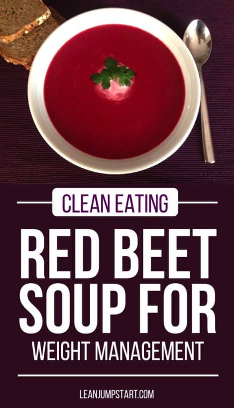 "Beetroot soup recipe: detox for body & soul + how to ""beet"" high blood pressure"