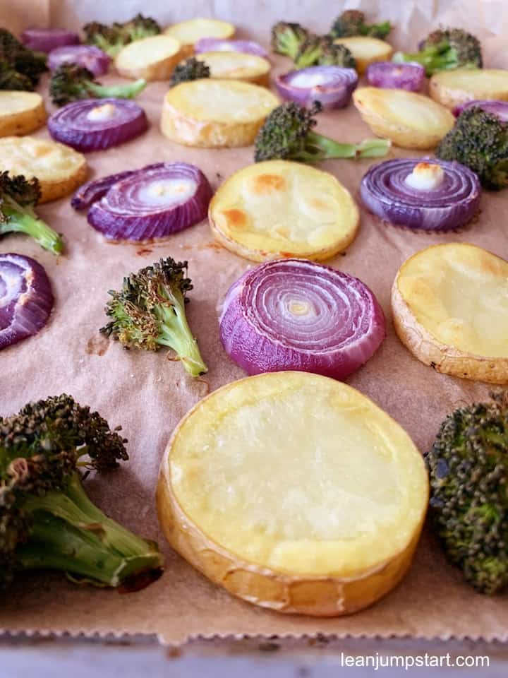 oven roasted broccoli recipe