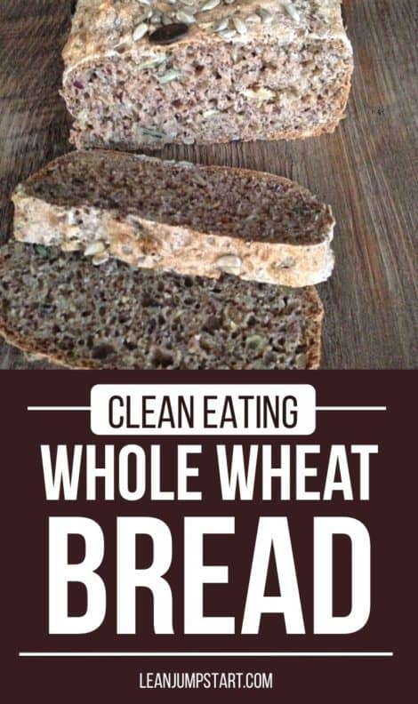 Whole wheat bread recipe: ridiculously easy with a 3-minute dough