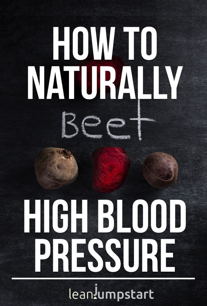 how to beet high blood pressure