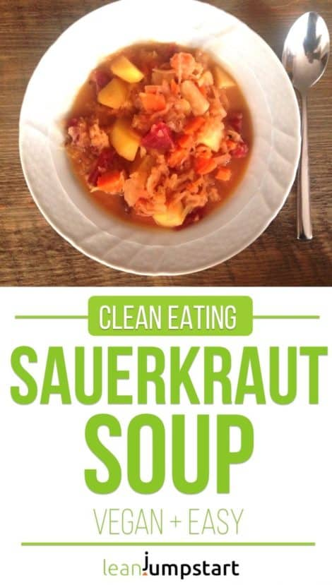 Sauerkraut soup recipe: An easy and quick one-pot meal ready within 25 minutes