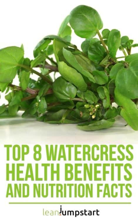 watercress nutrition