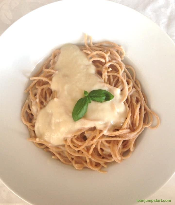 easy alfredo pasta recipe