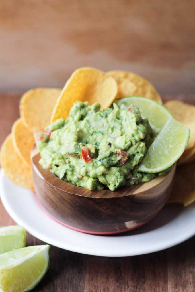 chef approved guacamole