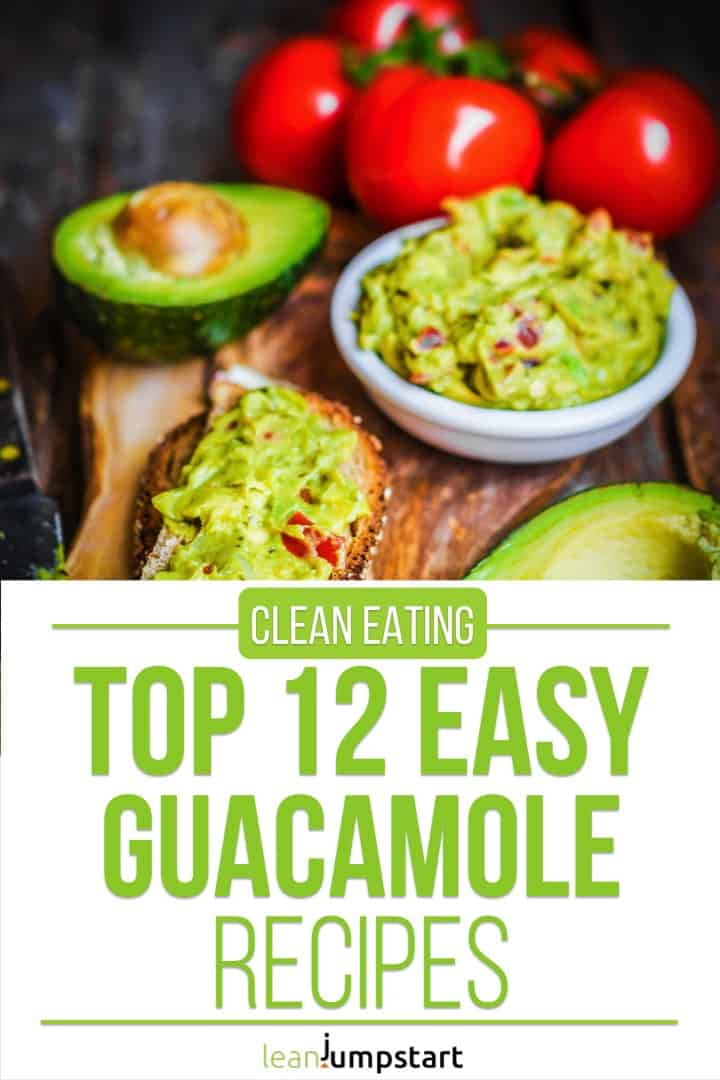 easy guacamole recipe ideas
