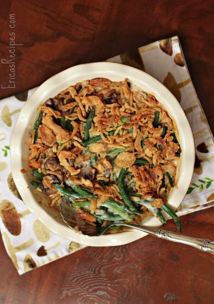 ericas green bean casserole