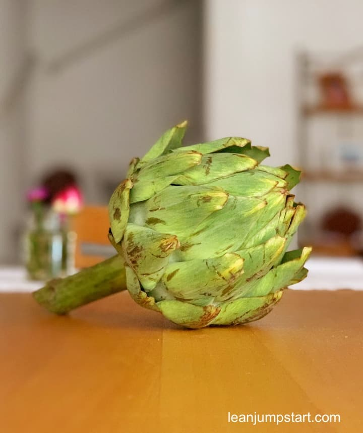 how to buy an artichoke