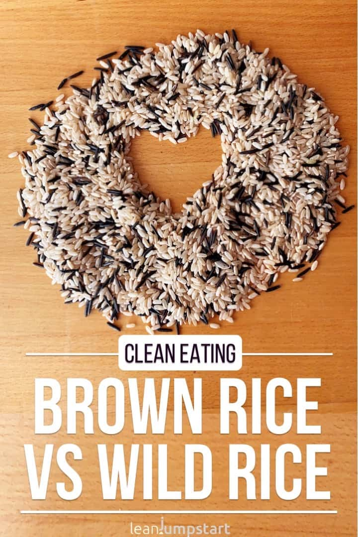 wild rice vs brown rice