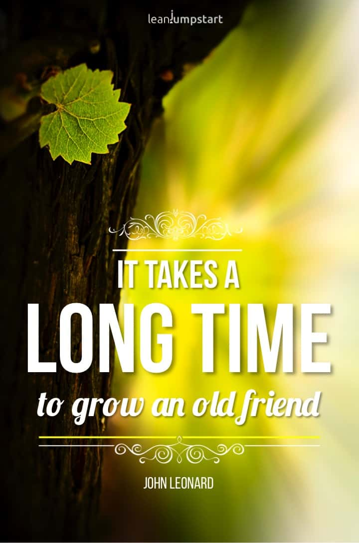 friendship quotes - old friend quote