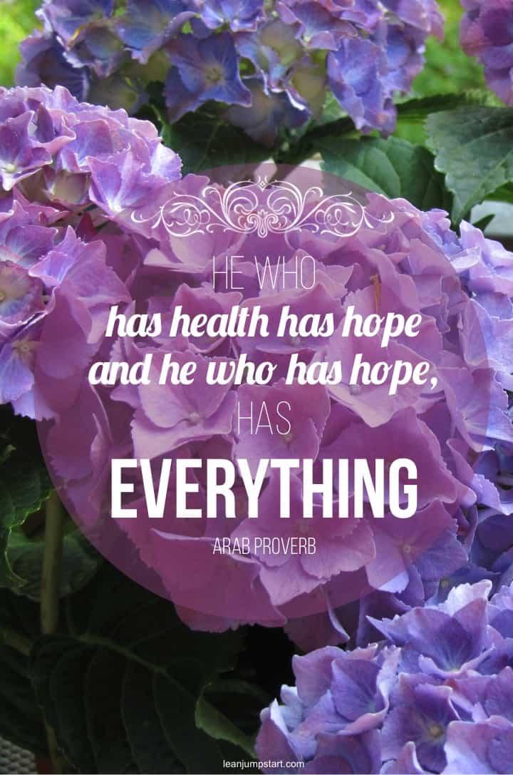 arab hope proverb