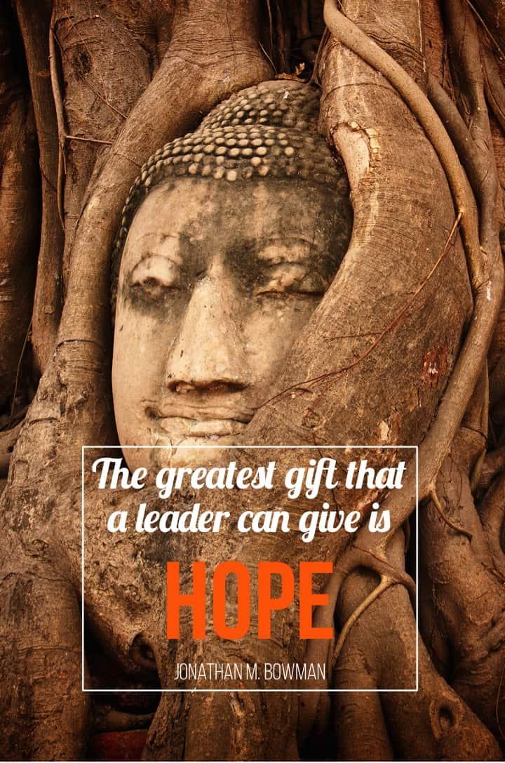 hope gift leader