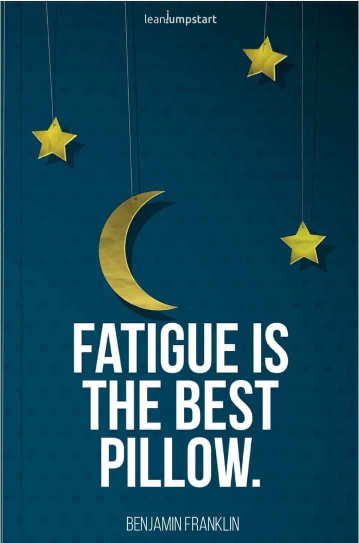 fatigue quote