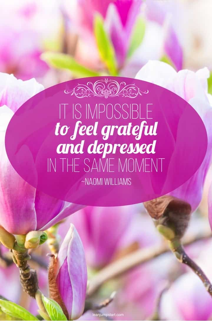 gratitude and happiness quote