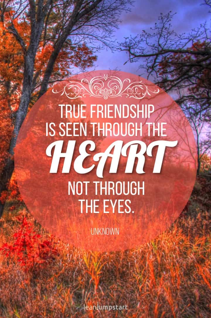 true friendship quote