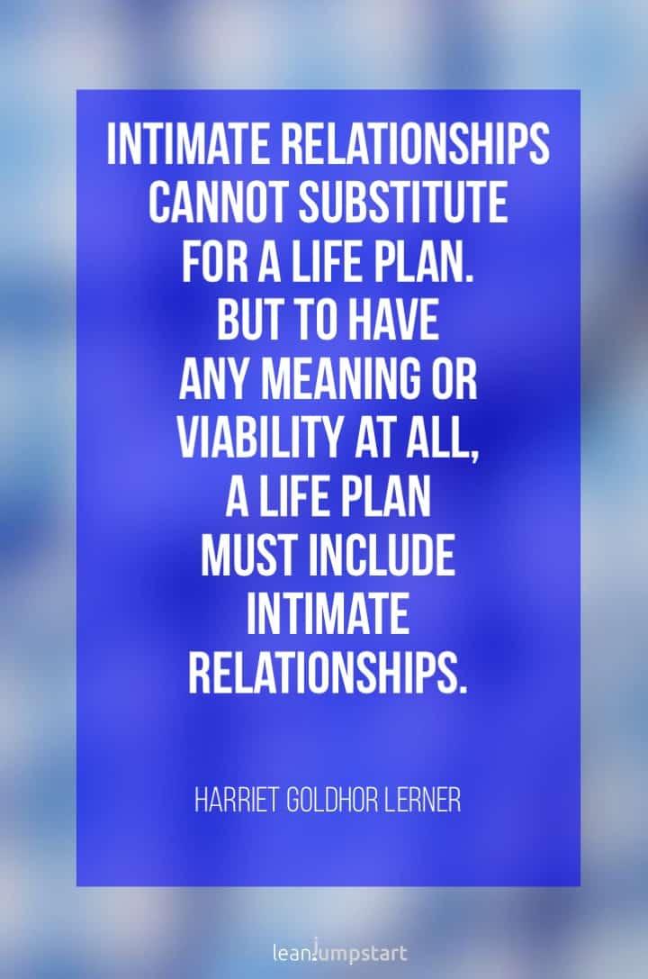 life goals quote