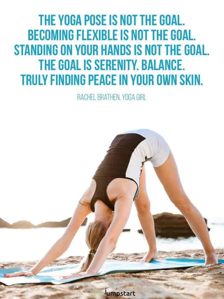 96 best inspirational yoga quotes