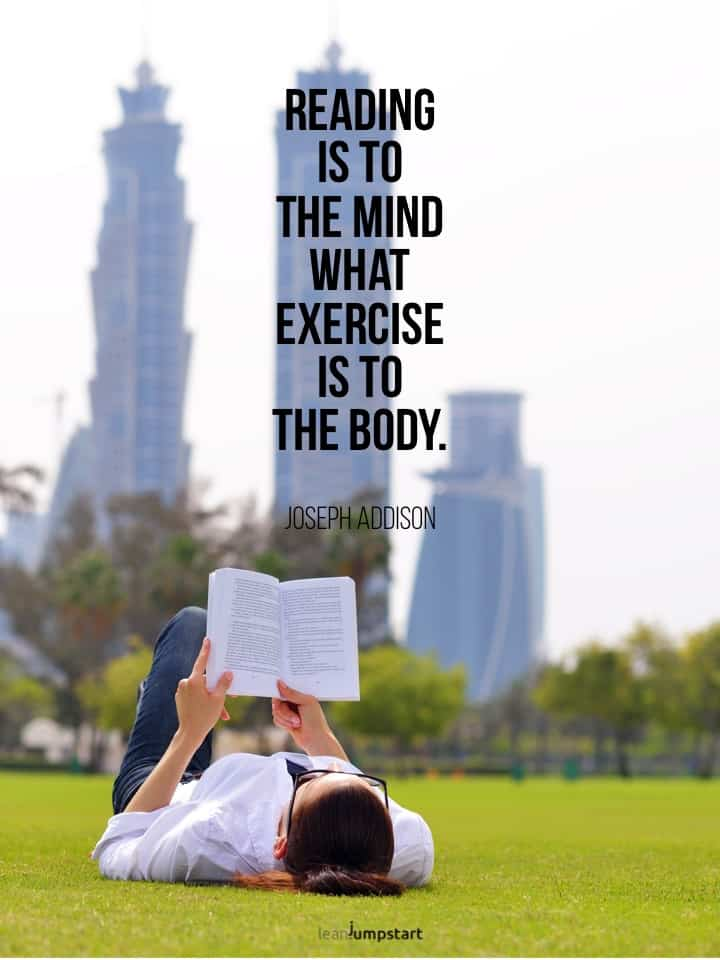 reading habit quote