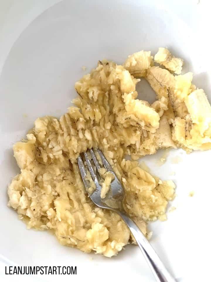 banana mash
